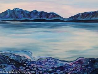 Pacific Northwest Dawn