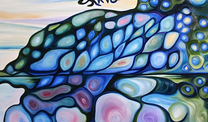 Wry Reflections –SOLD