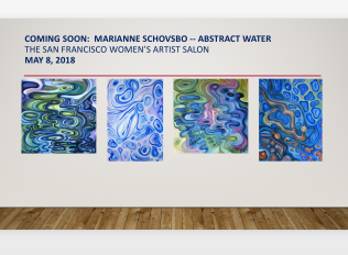 Coming Soon: Marianne Schovsbo at SFWA Artist Salon in May2018